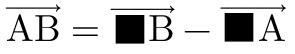 平面ベクトルの公式 分解