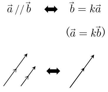 平面ベクトル 公式 平行