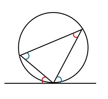 接弦定理 公式