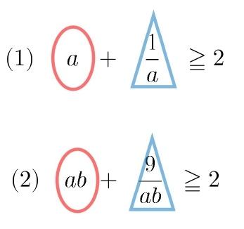 相加平均 相乗平均 大小関係 使うとき